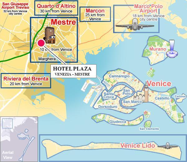 Emplacement H 244 Tel Plaza Venise